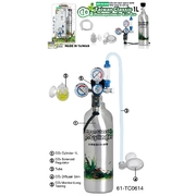 CO2 Photosynthesis Pro Kit Single Outlet