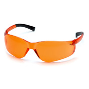 Vivid Coral Technology Glasses
